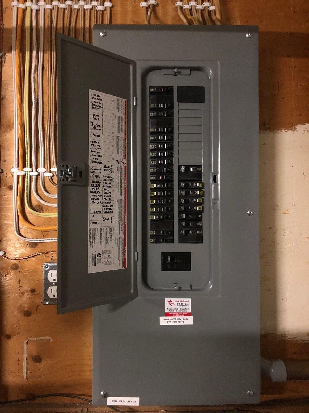 Residential Electrical work